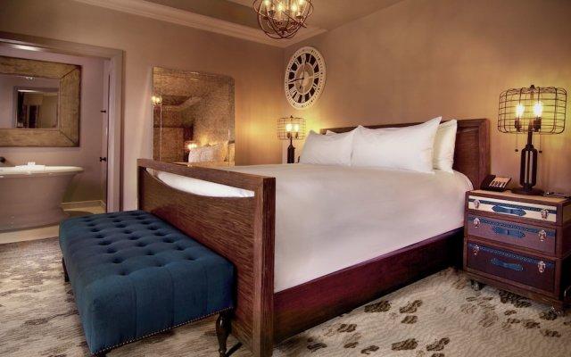 Отель The Cromwell США, Лас-Вегас - отзывы, цены и фото номеров - забронировать отель The Cromwell онлайн комната для гостей