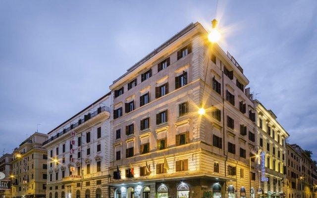 Отель EXE Domus Aurea вид на фасад