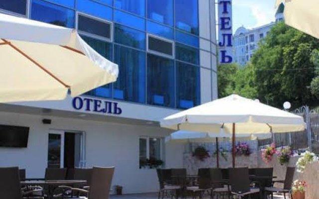 Black Sea Hotel Tennis & Fitness Club Одесса вид на фасад