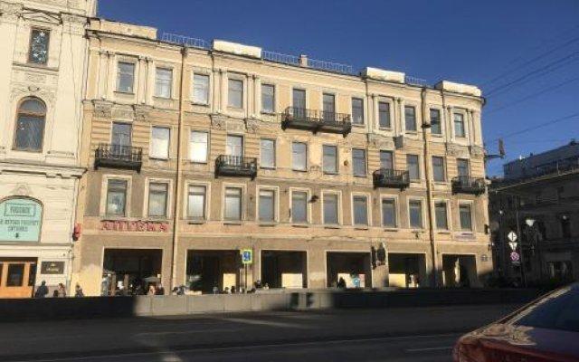 Гостиница «Сапфир» в Санкт-Петербурге 1 отзыв об отеле, цены и фото номеров - забронировать гостиницу «Сапфир» онлайн Санкт-Петербург вид на фасад