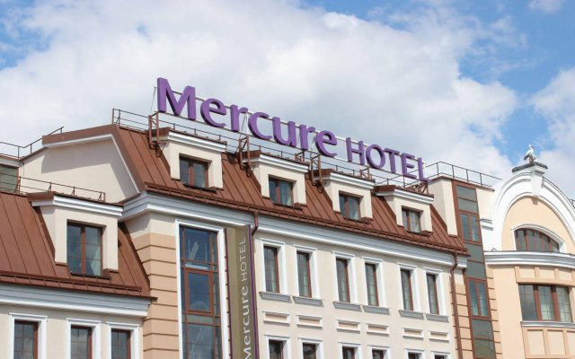 Mercure Minsk Old Town
