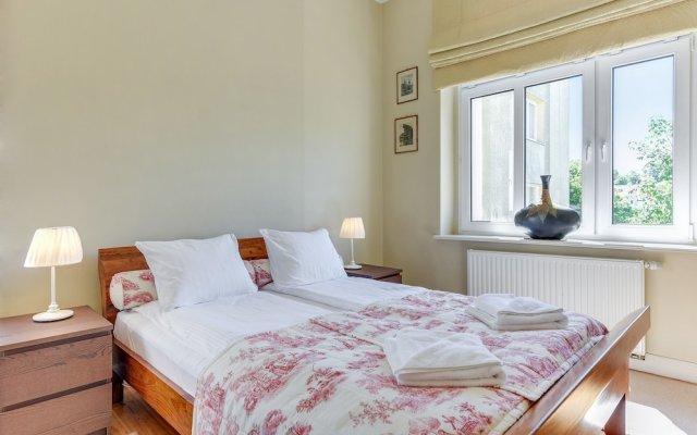 Апартаменты Lion Apartments -NEPTUN Deluxe Сопот комната для гостей