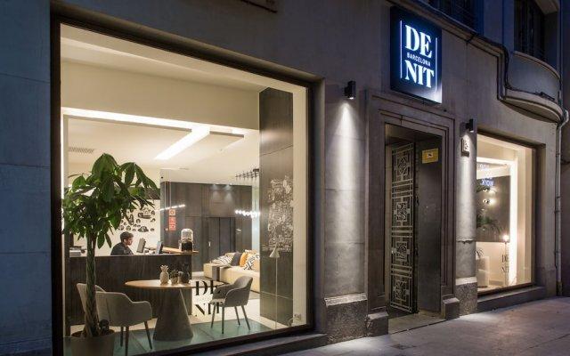 Отель Denit Barcelona Испания, Барселона - 9 отзывов об отеле, цены и фото номеров - забронировать отель Denit Barcelona онлайн вид на фасад