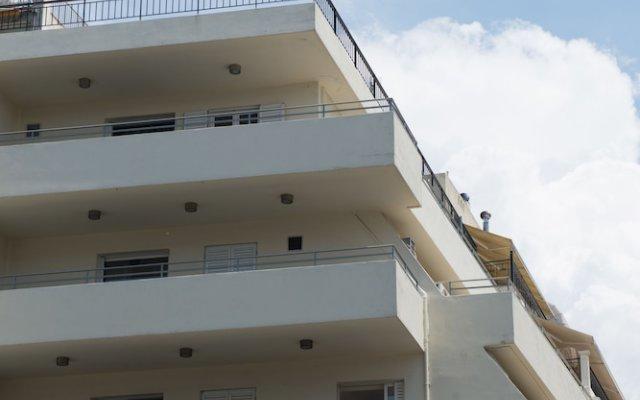Отель Athens Way Lofts Греция, Афины - отзывы, цены и фото номеров - забронировать отель Athens Way Lofts онлайн вид на фасад