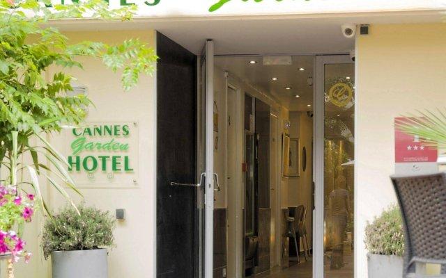 Cannes Garden Hôtel 0