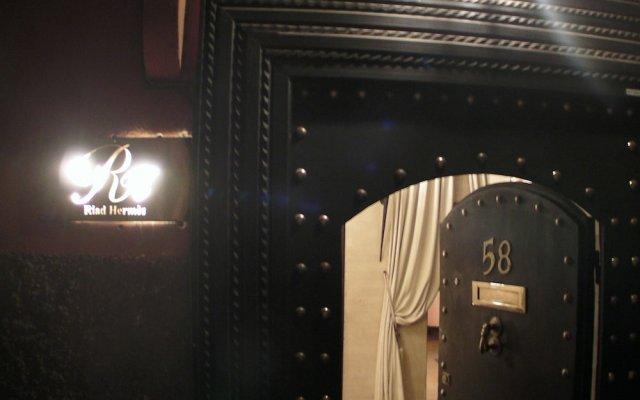 Отель Riad Hermès Марокко, Марракеш - отзывы, цены и фото номеров - забронировать отель Riad Hermès онлайн вид на фасад