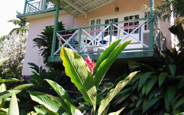 Отель Rio Vista Resort вид на фасад