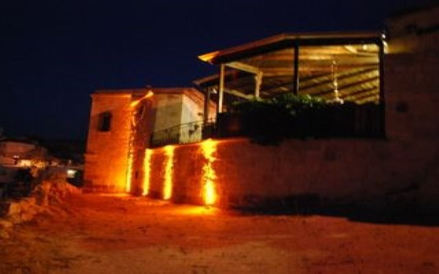 Отель Cave Art Butik Otel вид на фасад