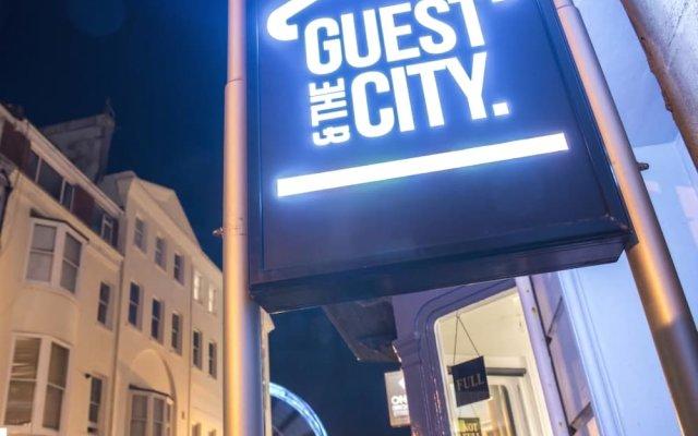 Отель Guest And The City вид на фасад