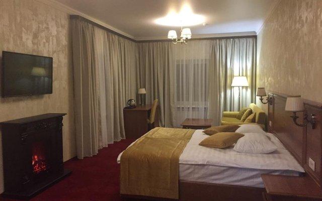 Hotel Kalina комната для гостей