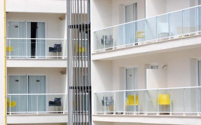 Отель Apartamentos Mix Bahia Real вид на фасад