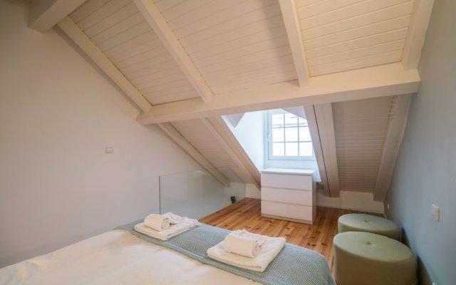 Апартаменты Rose Duplex Apartment 5E Лиссабон детские мероприятия