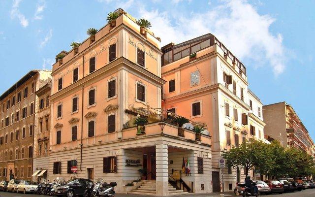 Hotel Alimandi Via Tunisi вид на фасад