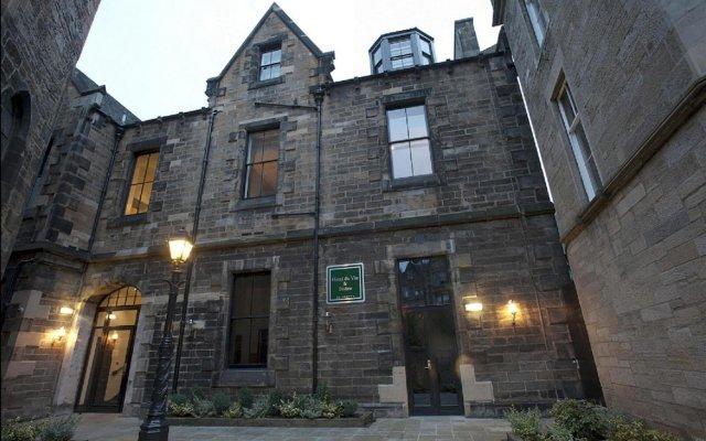 Отель du Vin & Bistro Edinburgh Великобритания, Эдинбург - отзывы, цены и фото номеров - забронировать отель du Vin & Bistro Edinburgh онлайн вид на фасад