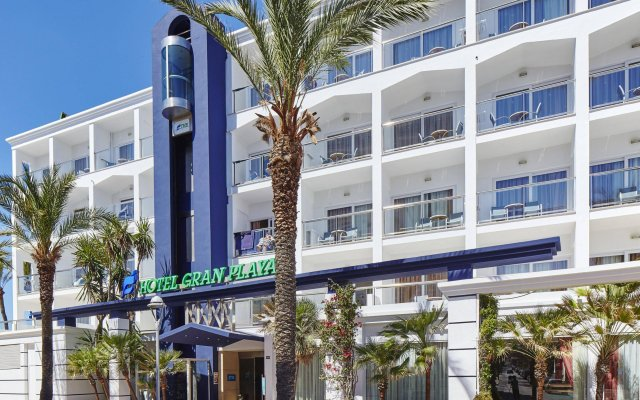 Отель THB Gran Playa - Только для взрослых вид на фасад