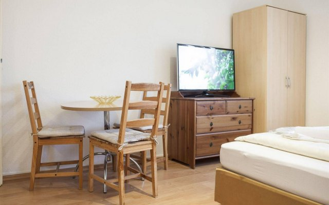 Апартаменты City Apartment комната для гостей
