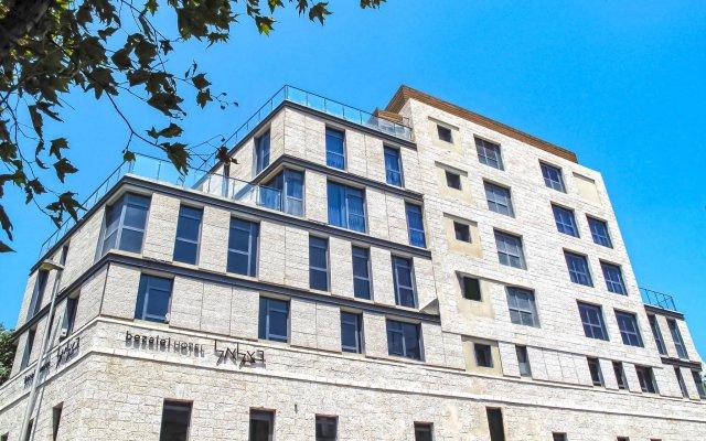 Bezalel Hotel an Atlas Boutique Израиль, Иерусалим - отзывы, цены и фото номеров - забронировать отель Bezalel Hotel an Atlas Boutique онлайн вид на фасад