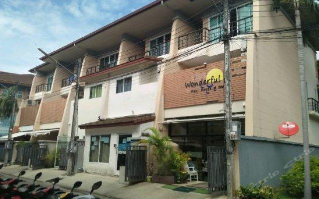 Отель Wonderful Pool house at Kata пляж Ката вид на фасад