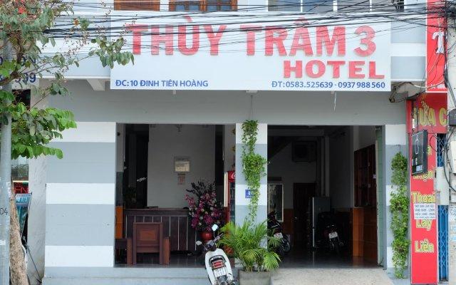 Thuy Tram 3 Hotel вид на фасад