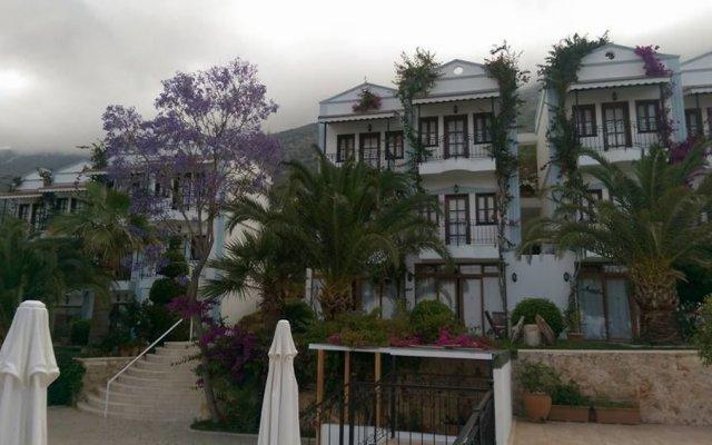 Mediteran Hotel Турция, Калкан - отзывы, цены и фото номеров - забронировать отель Mediteran Hotel онлайн вид на фасад