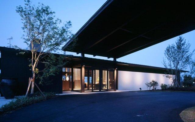 Отель Kai Aso Минамиогуни вид на фасад