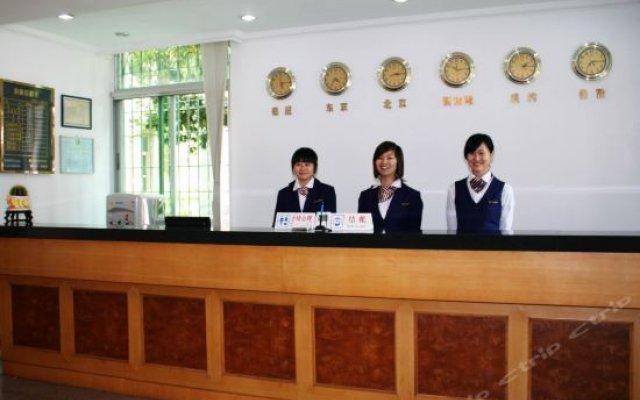 Отель Gadre Sanatorium of Gulangyu Китай, Сямынь - отзывы, цены и фото номеров - забронировать отель Gadre Sanatorium of Gulangyu онлайн интерьер отеля