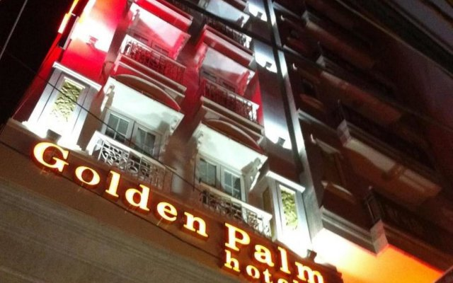Golden Palm Hotel вид на фасад