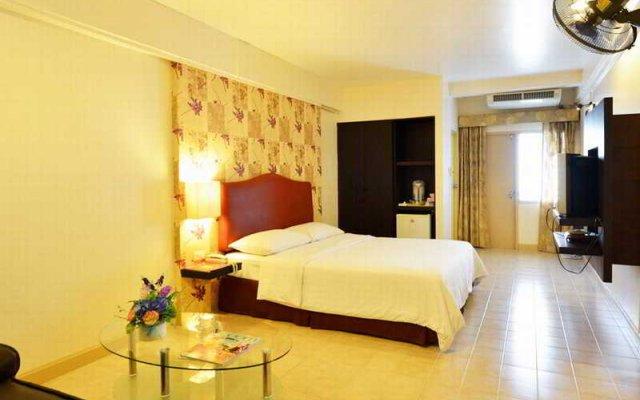 Отель Synsiri 2 Ladprao 98/1 Таиланд, Бангкок - отзывы, цены и фото номеров - забронировать отель Synsiri 2 Ladprao 98/1 онлайн комната для гостей
