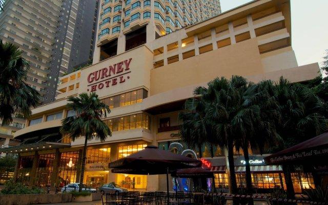 Отель The Gurney Resort Hotel & Residences Малайзия, Пенанг - 1 отзыв об отеле, цены и фото номеров - забронировать отель The Gurney Resort Hotel & Residences онлайн вид на фасад