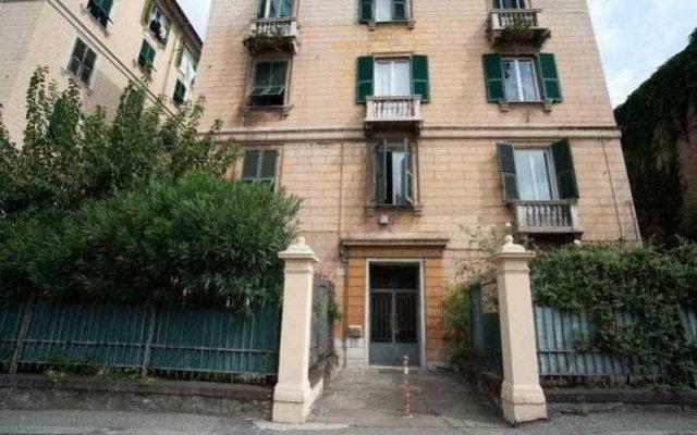 Отель Essiale B&B Италия, Генуя - отзывы, цены и фото номеров - забронировать отель Essiale B&B онлайн вид на фасад