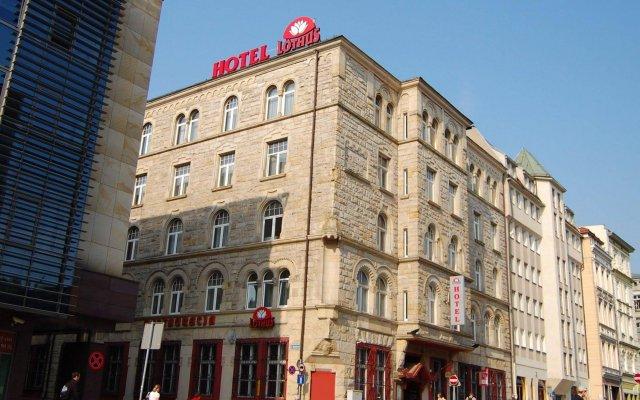 Lothus Hotel вид на фасад