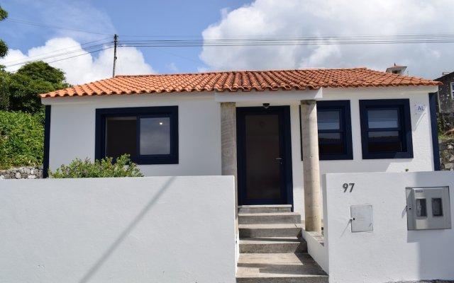 Отель A Casa da Praia do Norte Орта вид на фасад