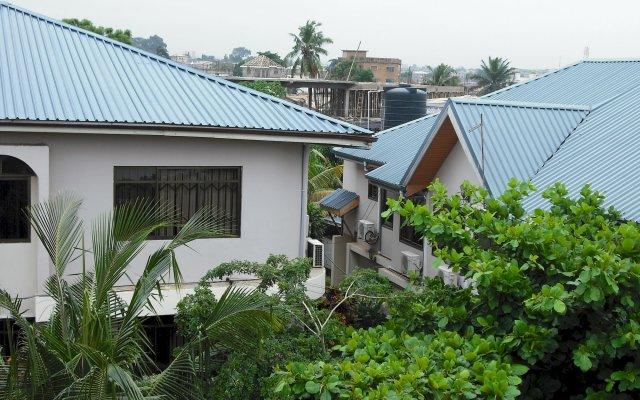 Отель Osda Guest House вид на фасад