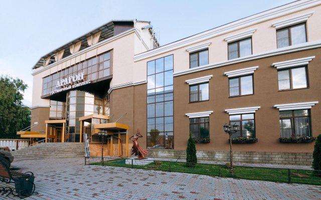 Гостиница Арагон вид на фасад