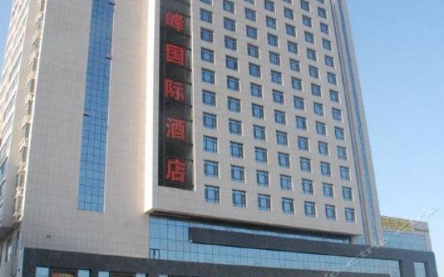 Tianfeng International Hotel вид на фасад