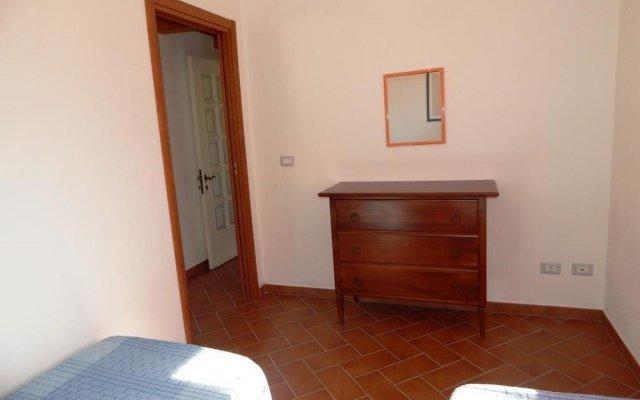 Отель Affittasardegna - Villetta Mattalacana Синискола комната для гостей