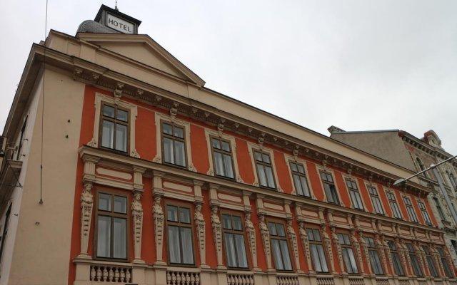 Отель Kolbeck Вена вид на фасад