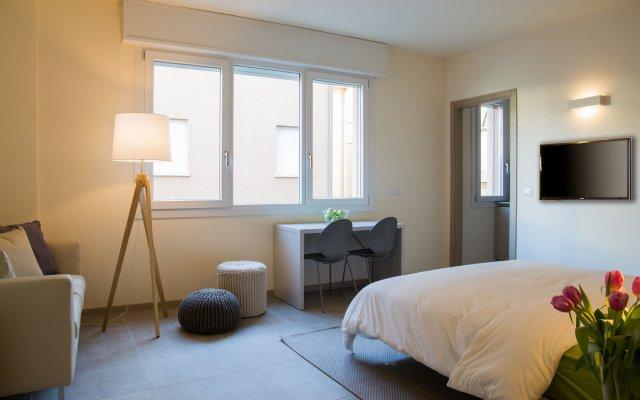 Отель Erïk Langer Pedrocchi Suites Италия, Падуя - отзывы, цены и фото номеров - забронировать отель Erïk Langer Pedrocchi Suites онлайн комната для гостей