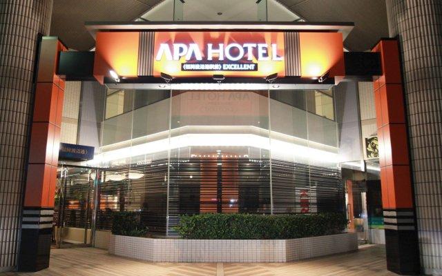 APA HOTEL Fukuoka Watanabedori Ekimae EXCELLENT вид на фасад