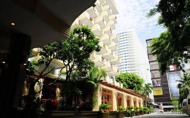 Golden Beach Hotel Pattaya Pattaya Thailand Zenhotels