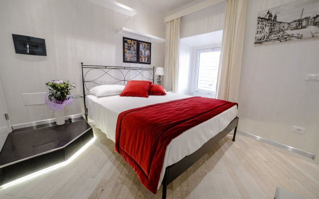 Hotel Caravita комната для гостей