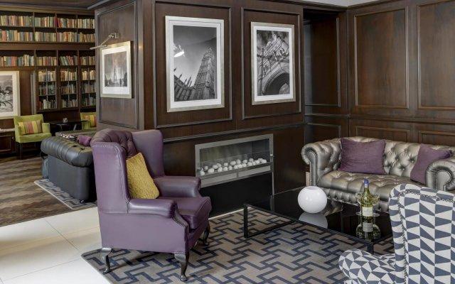 Отель Best Western Mornington Hotel London Hyde Park Великобритания, Лондон - 1 отзыв об отеле, цены и фото номеров - забронировать отель Best Western Mornington Hotel London Hyde Park онлайн интерьер отеля