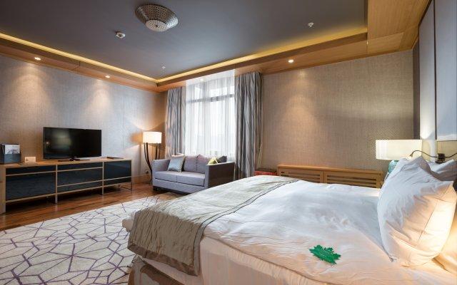 Отель Rixos Krasnaya Polyana Sochi Красная Поляна комната для гостей