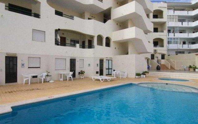 Отель Paulex Apartamentos бассейн