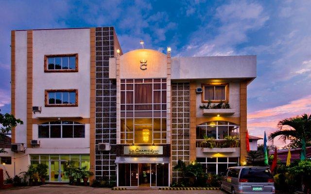 Отель La Chari'ca Inn Филиппины, Пуэрто-Принцеса - отзывы, цены и фото номеров - забронировать отель La Chari'ca Inn онлайн вид на фасад