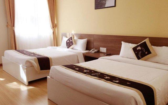 Отель Nice Dream Далат комната для гостей