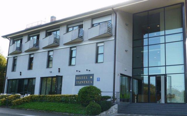 Отель Txintxua Испания, Эрнани - отзывы, цены и фото номеров - забронировать отель Txintxua онлайн вид на фасад