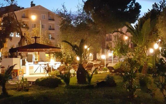 Отель Halici Otel Marmaris вид на фасад