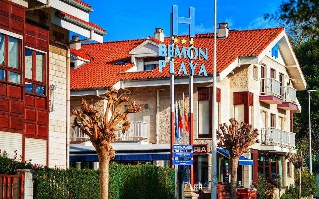 Hotel Bemón Playa вид на фасад