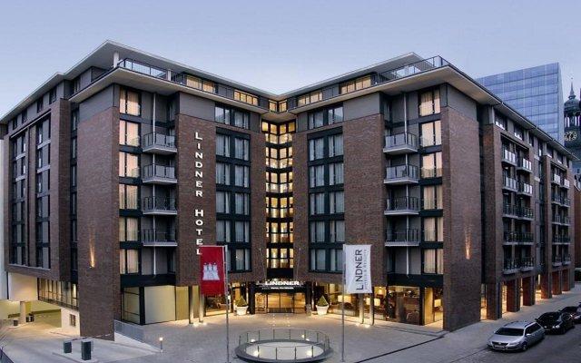 Lindner Hotel Am Michel вид на фасад